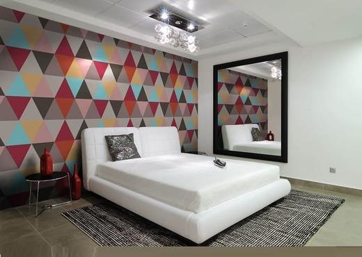 Кровать из экокожи КН-318