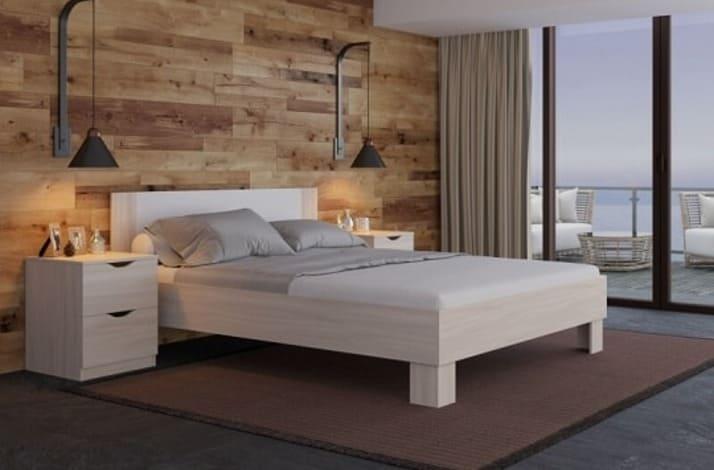 Кровать из массива КМ 221