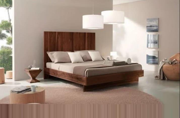 Кровать из массива КМ 223