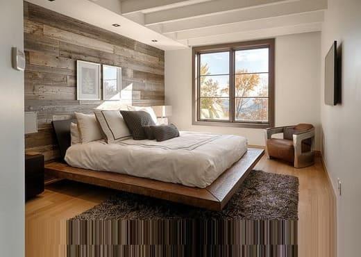Кровать из массива КМ 224