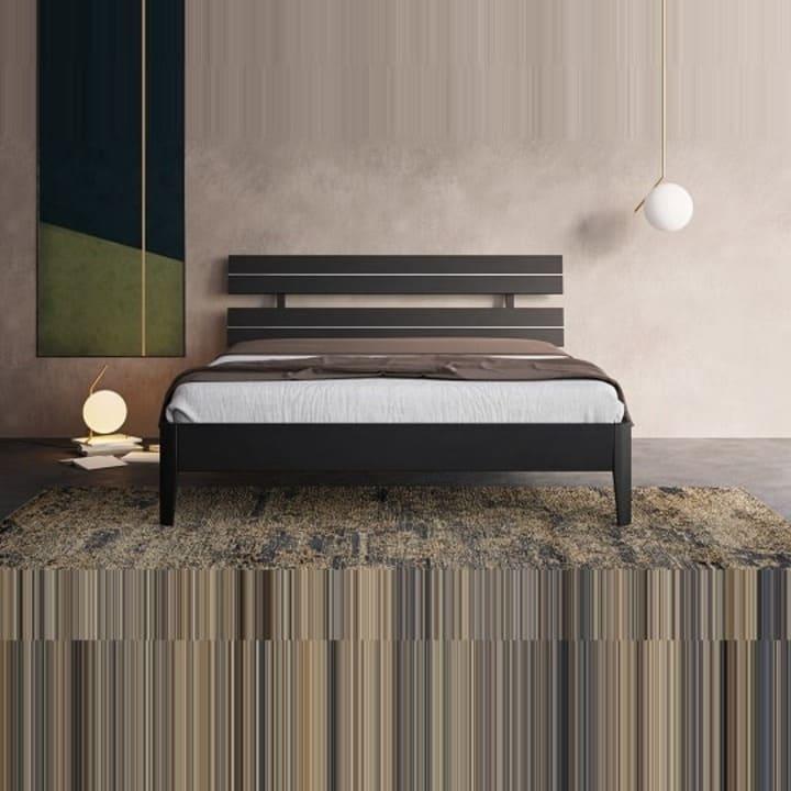Кровать из массива КМ 228