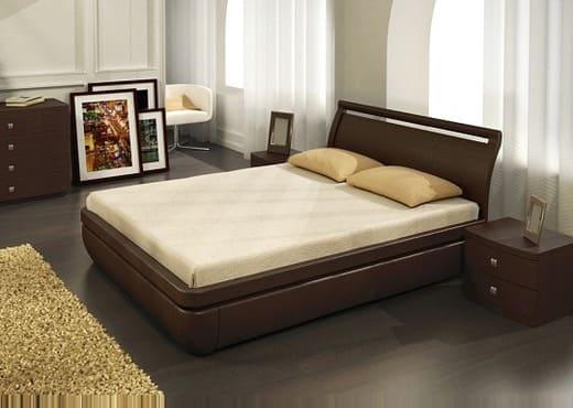 Кровать из массива КМ 232