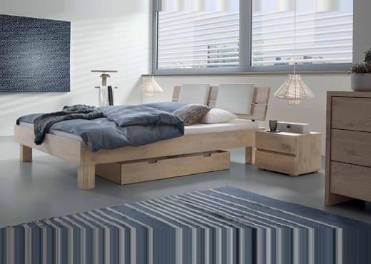 Кровать из массива КМ 215