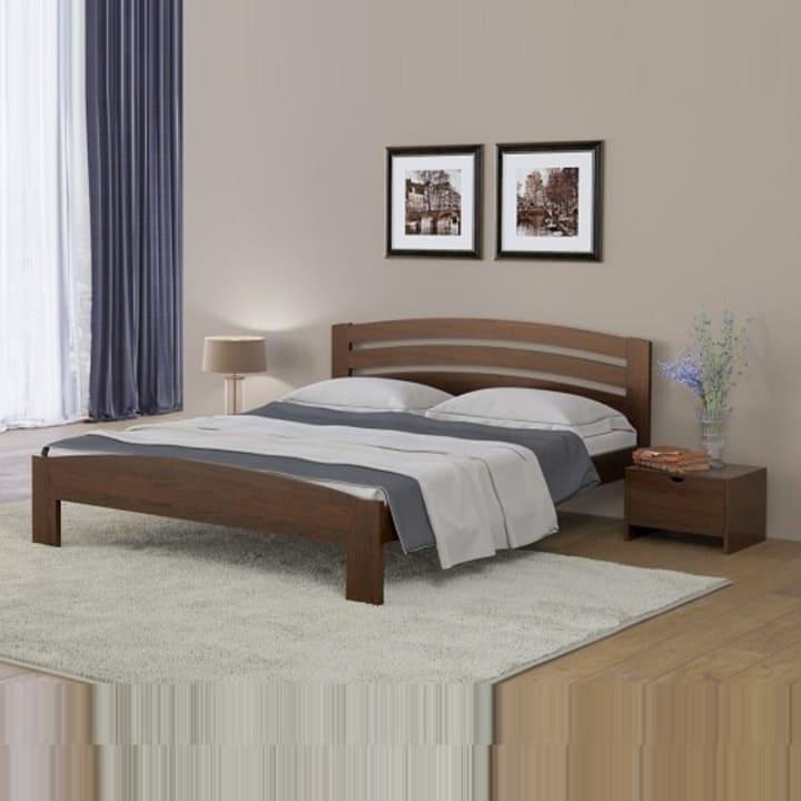 Кровать из массива КМ 217