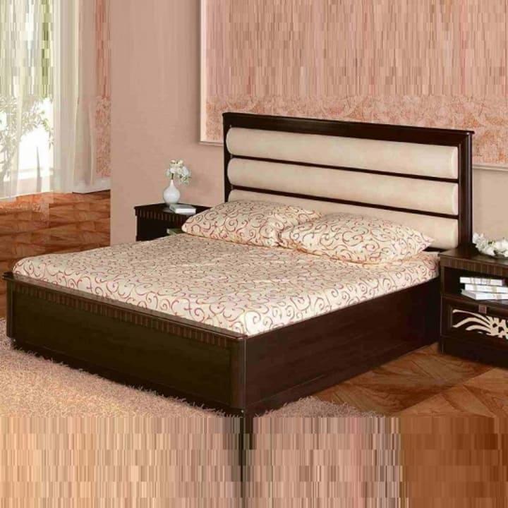 Кровать из массива КМ-209