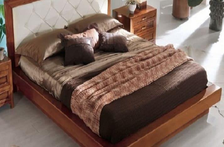 Кровать из массива КМ-236