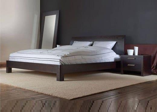 Кровать из массива КМ-200