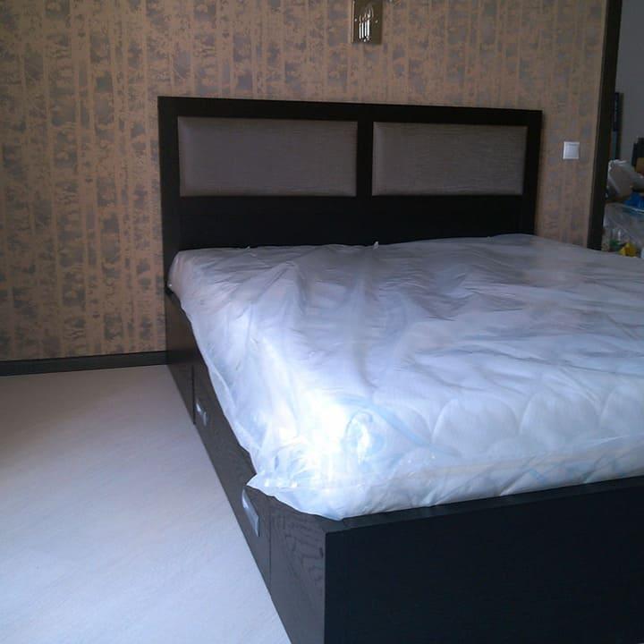 Кровать двуспальная КД-50