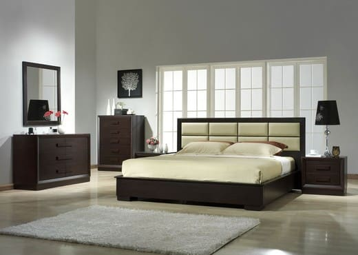 Текстильные и кожаные кровати (55)
