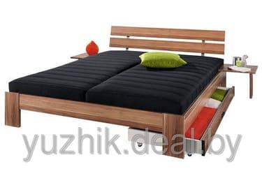 Кровать двуспальная КД-40
