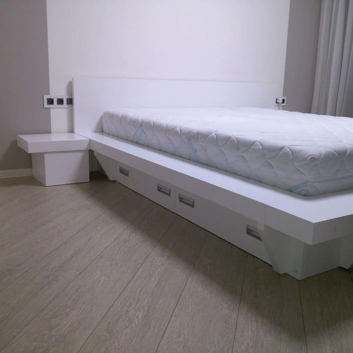 Кровать двуспальная КД-72