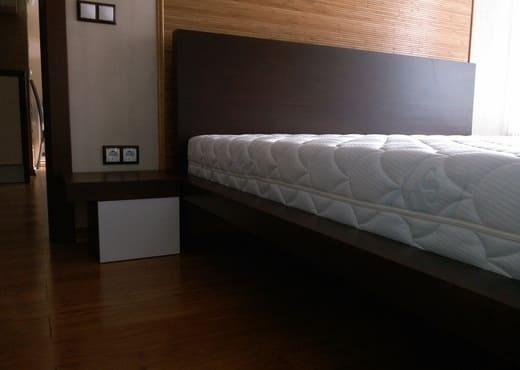 Кровать двуспальная КД-71