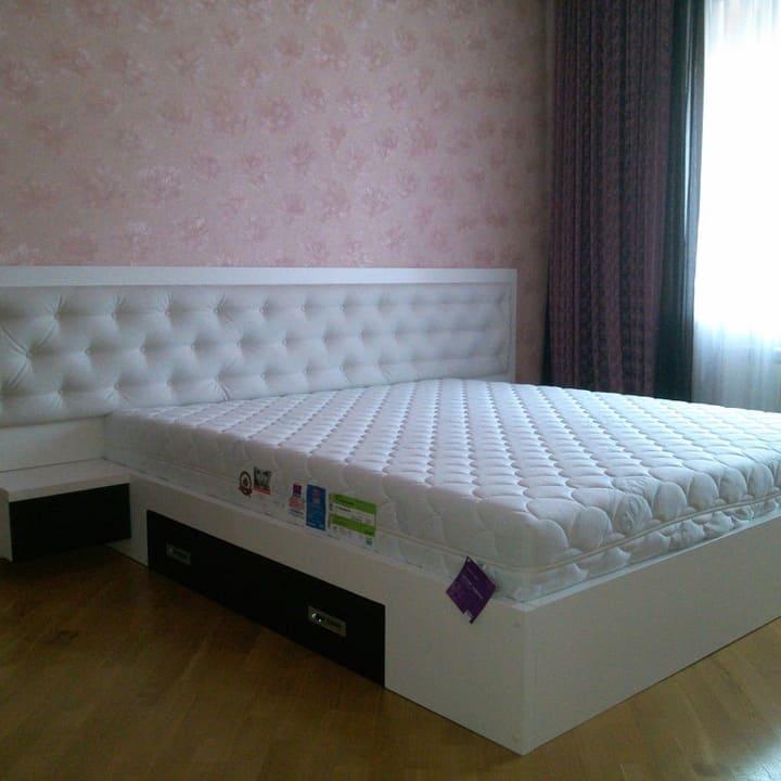Кровать двуспальная КД-70