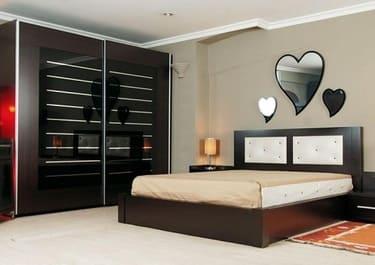 Кровать двуспальная КД-78