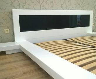 Кровать двуспальная КД-85