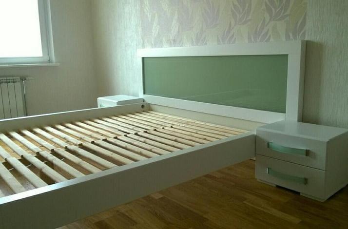 Кровать двуспальная КД-7