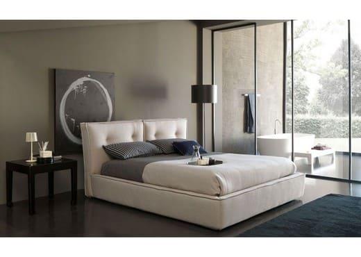 Кровать из экокожи КН-47