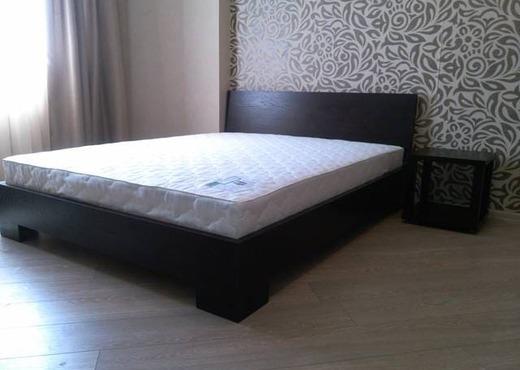 Кровать двуспальная КД-48