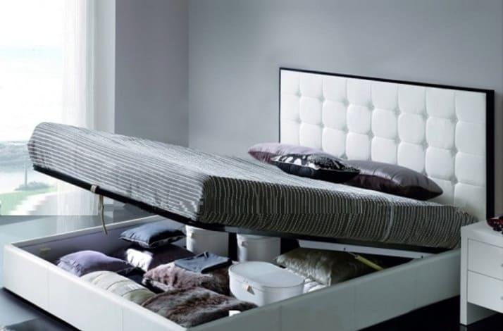 Кровать с подъемным механизмом КП-148