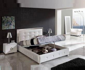 Кровать с подъемным механизмом КП-149