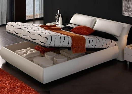 Кровать с подъемным механизмом КП-151