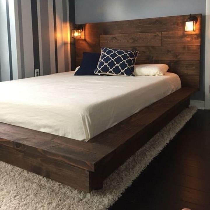 Кровать-подиум КП-50