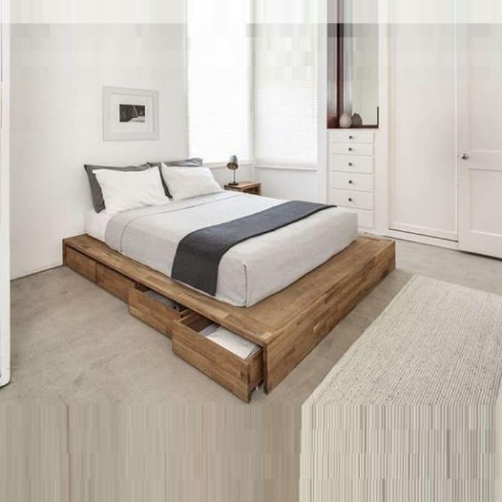 Кровать-подиум КП-52