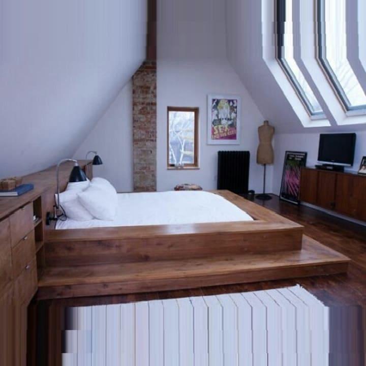 Кровать-подиум КП-54