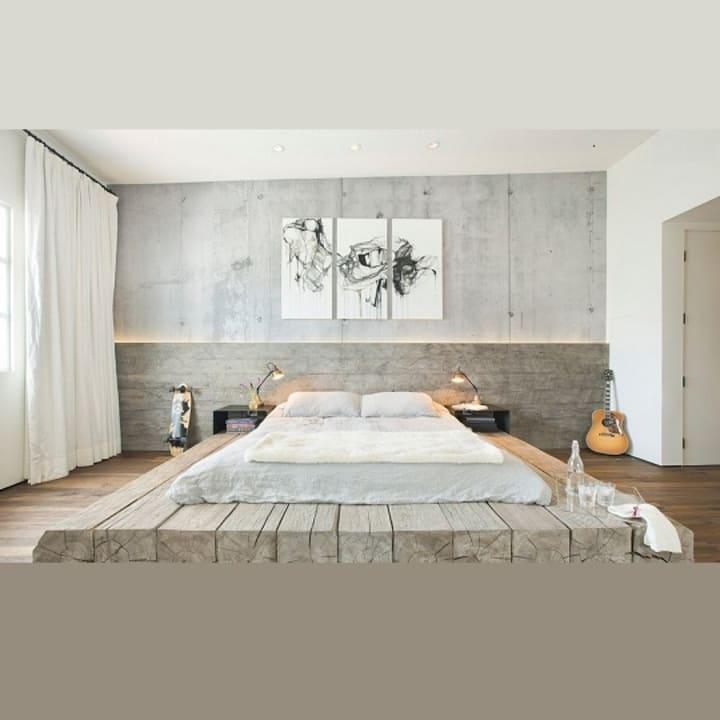 Кровать-подиум КП-55