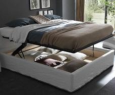 Преимущества кроватей с подъемным механизмом