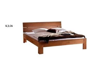 Кровать двуспальная КД-26