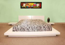 Кровать полуторная КД-11