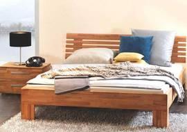 Кровать полуторная КД-23