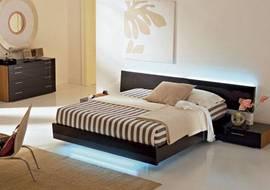 Кровать полуторная КД-24