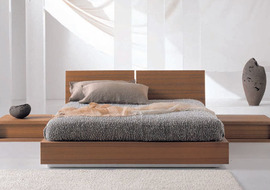 Кровать полуторная КД-41
