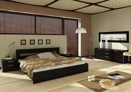 Кровать полуторная КД-43