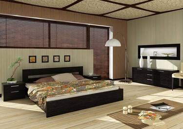 Кровать двуспальная КД-43