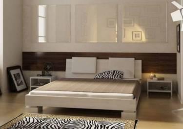 Кровать двуспальная КД-46