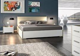Кровать двуспальная КД-55