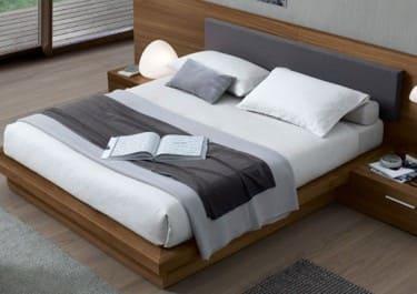 Кровать двуспальная КД-56