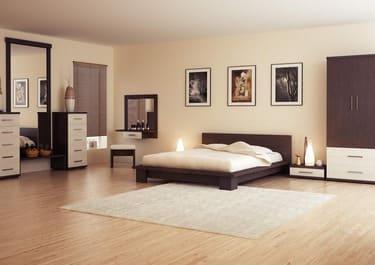 Кровать двуспальная КД-59