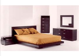 Кровать двуспальная КД-74