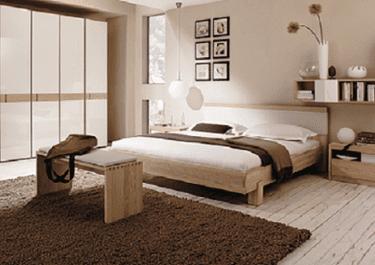 Кровать двуспальная КД-77