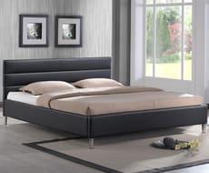 Кровать из экокожи КН-38